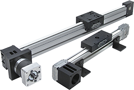 High Speed Belt Drive Actuators